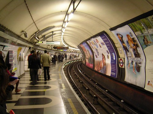 Bakerloo at Waterloo