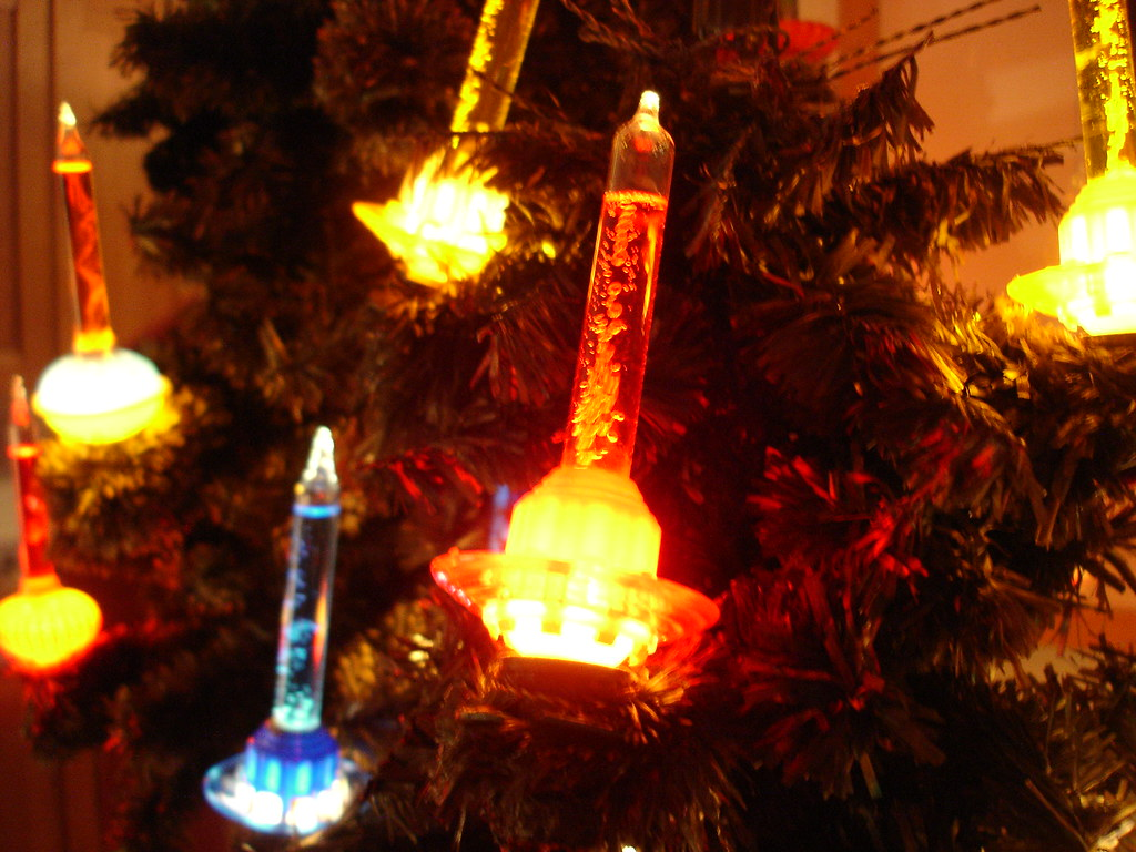 Christmas Bubble Lights 1 Of 3