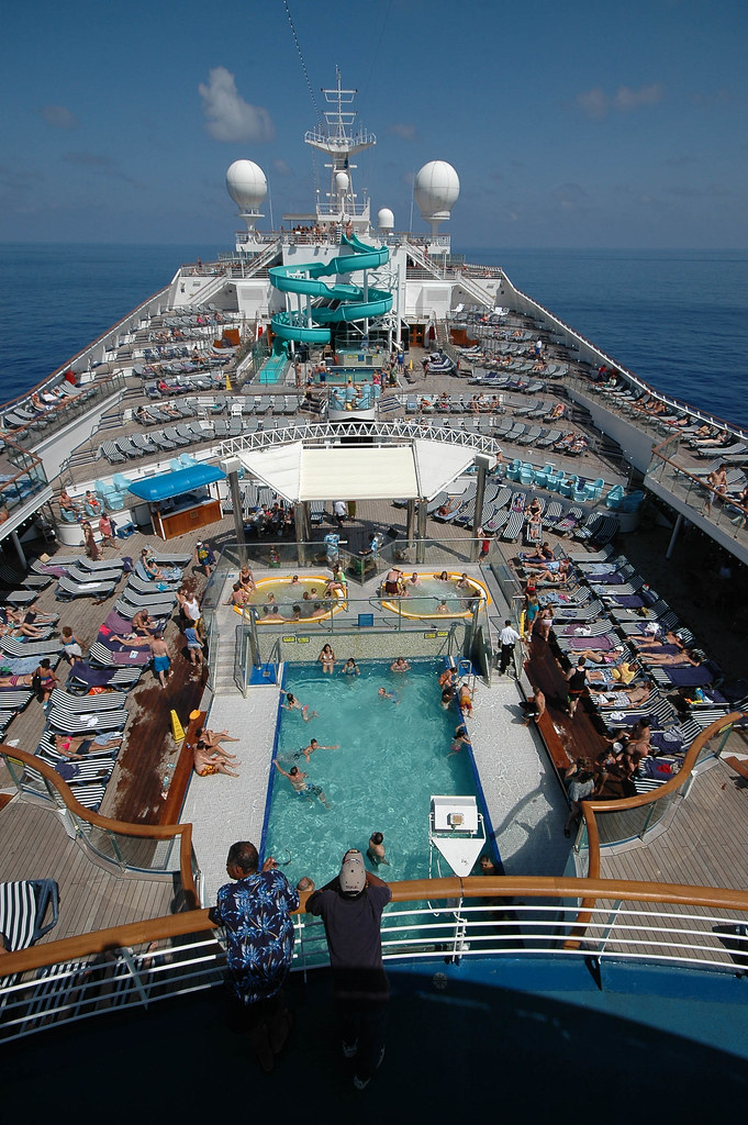 Carnival Conquest  We sailed on Carnival Conquest for a