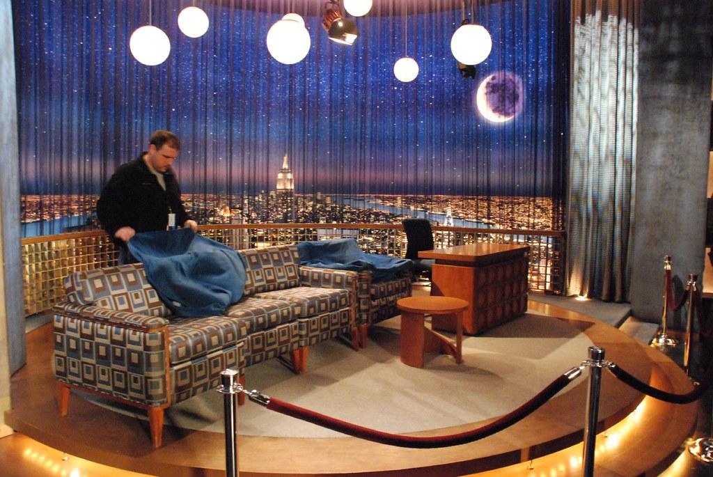 www sofa com italian leather sofas conan o'brien: studio 6a | as the wnbc nyc blogger summit ...
