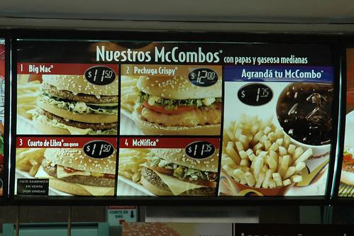 Mcdonalds Breakfast Prices