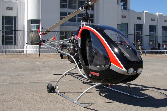 Single Seat Helicopter  Experimental  N77022  Flickr