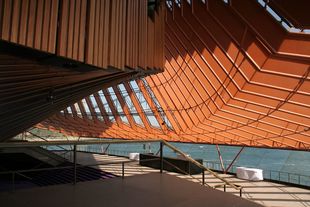 Inside sydney opera house  Rob Chandler  Flickr