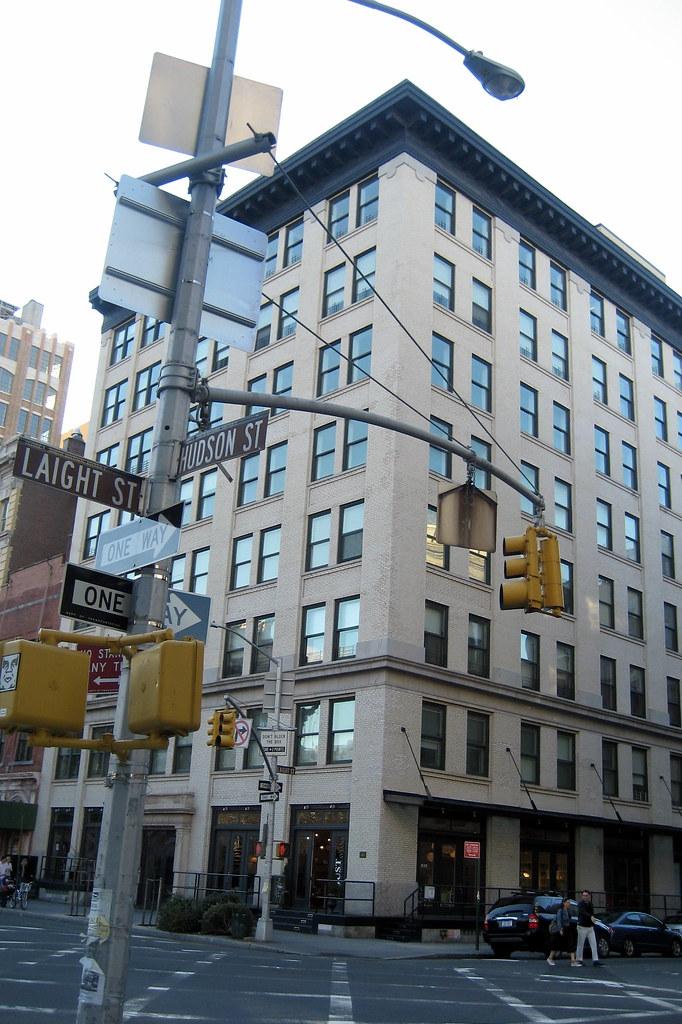 NYC  TriBeCa 161 Hudson Street  161 Hudson Street used