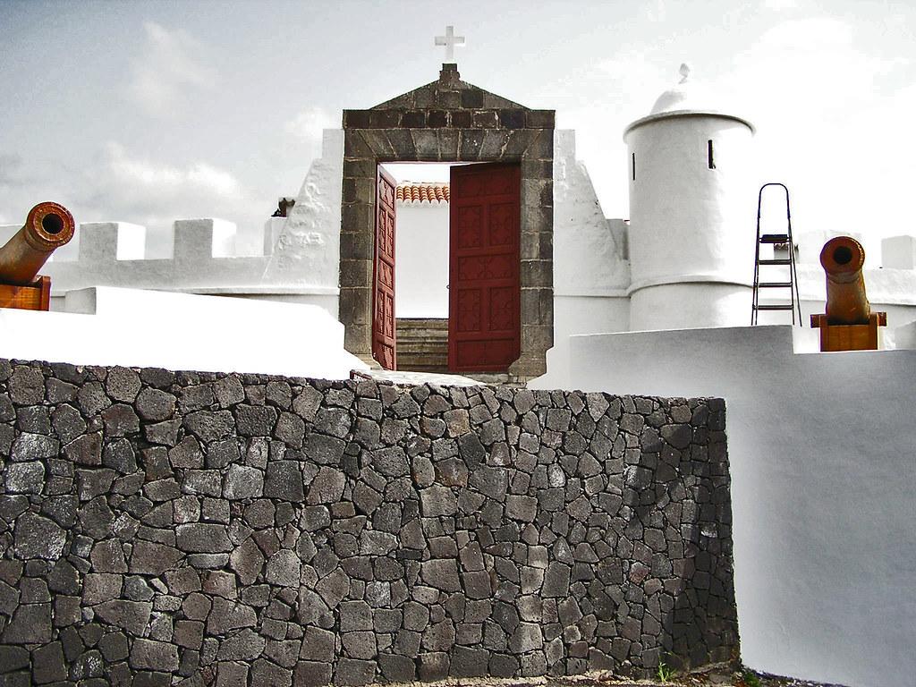 Castillo de Santa Catalina Santa Cruz de la Palma