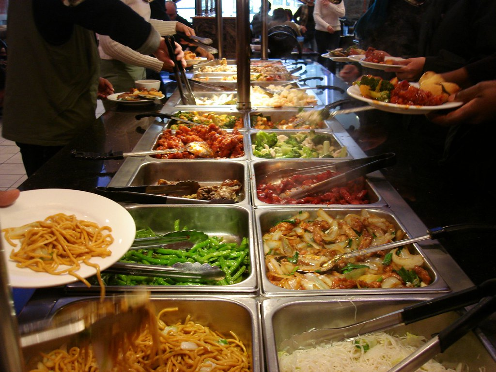 Chinese Lunch Buffet Near Me