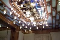 Dining Hall Lighting | Benjamin Joel Isaacs | Flickr