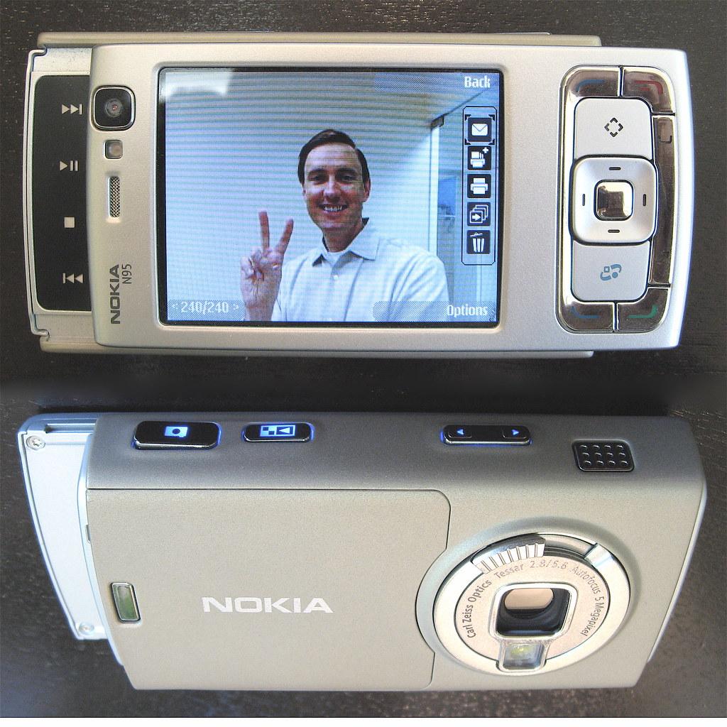 N95 Nokia Circuit