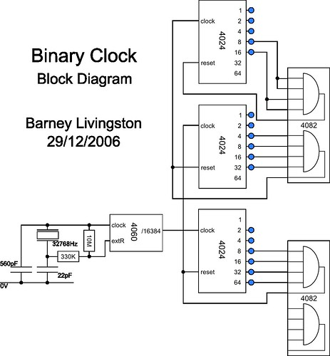 make a diagram car audio system wiring binary clock - block | i attempted to … flickr