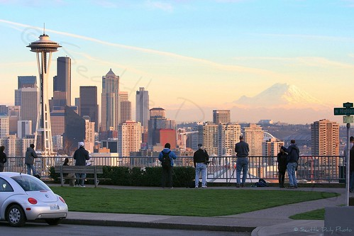 Shooting At Kerry Park Viewpoint 2007 March 2007 Best
