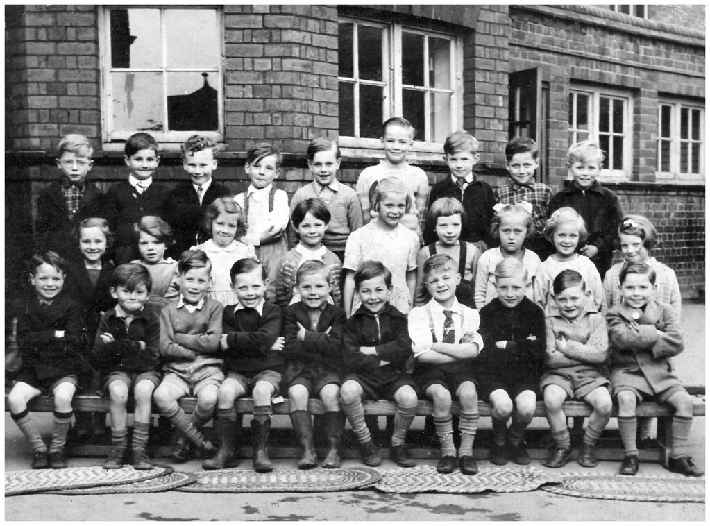 Good Old School Days, Back In The Fifties Shipton