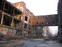 kuma-rockaz | Abandoned warehouse in greenpoint, brooklyn ...