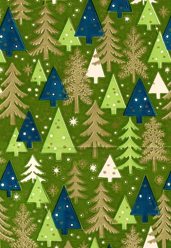 Wallpaper Natal 3d Xmas Tree Forest Xtina Lamb Flickr