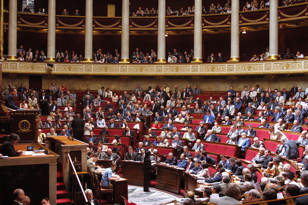 Hemicycle De L Assembl 233 E Nationale Parti Socialiste Flickr