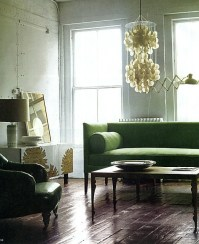 Anthropologie Living Room, SImple | Flickr - Photo Sharing!
