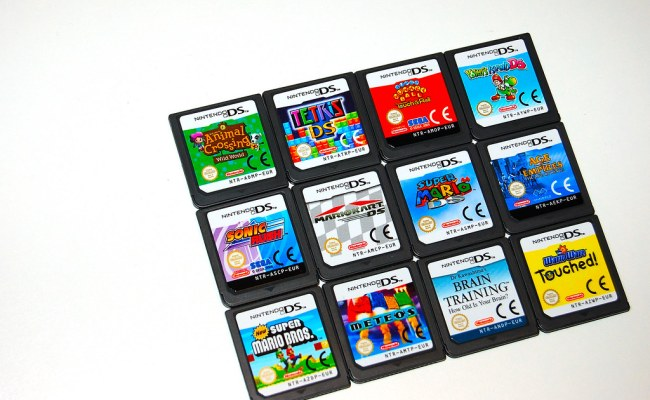 Nintendo Ds Game Collection 25 December 2006 This