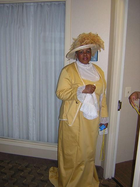 Maye Atkins Hou SST Madam CJ Walker Costume Contest Flickr