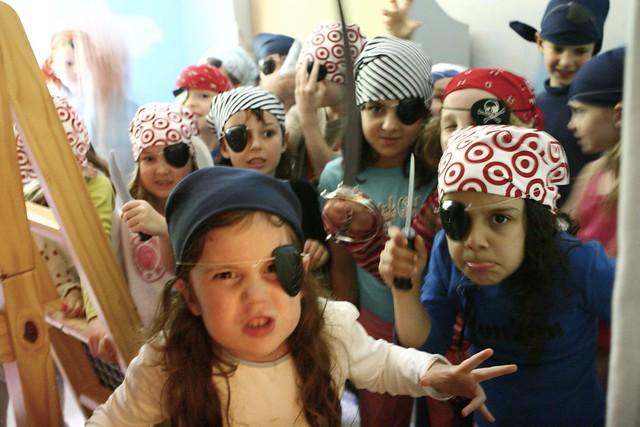 Sierra's Pirate Birthday Party