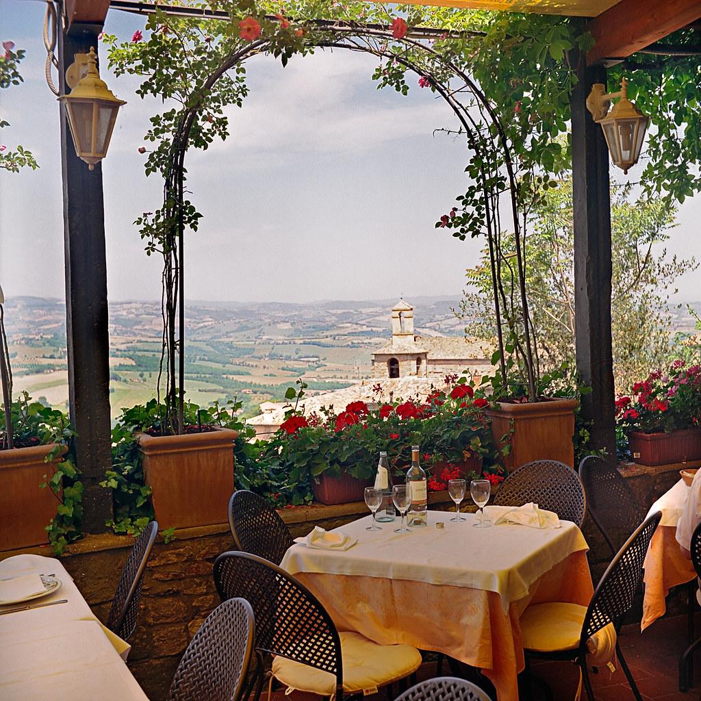 Lunch in Todi  Umbria  Ristorante Umbria in Todi in
