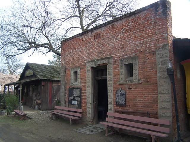 20070304 Jamestown Jail  My blog entry on Pollardville