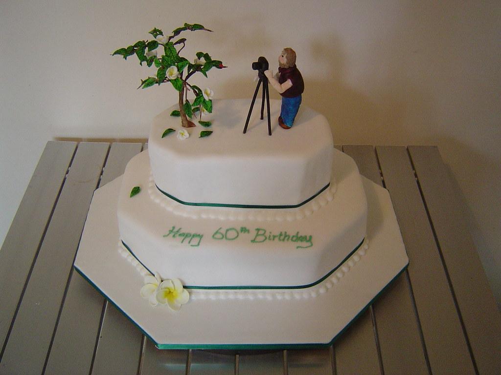 60th Birthday Cake Ideas Him