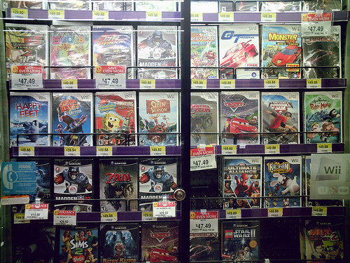 Video Games Clean Wal Mart Flickr