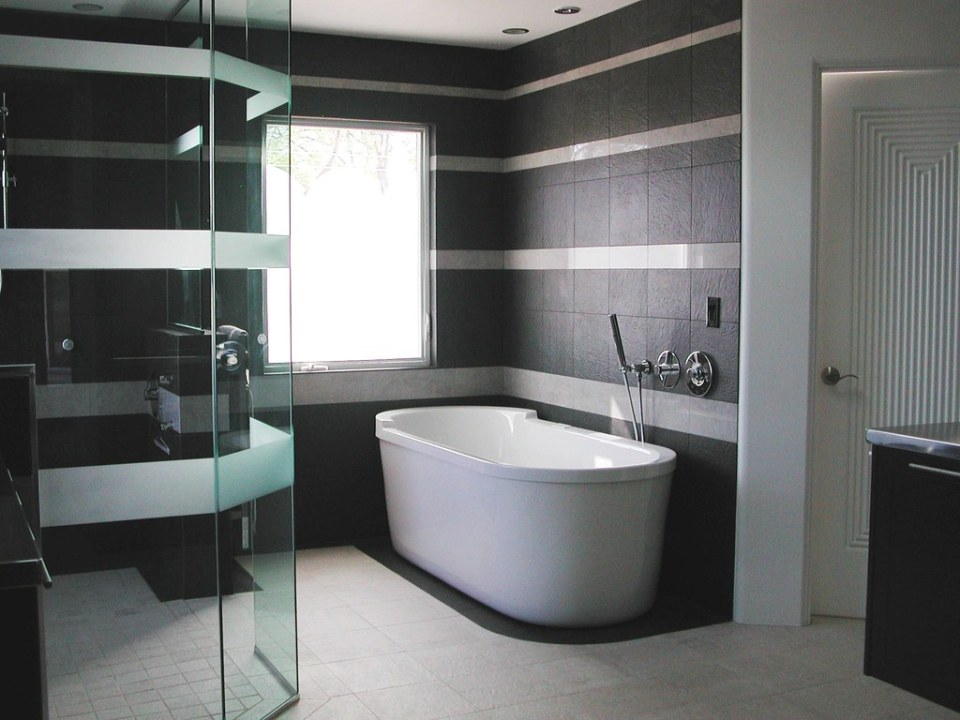 Image result for Contemporary Master Bath flickr