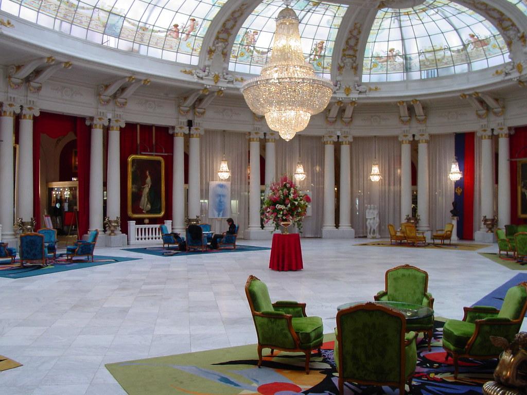 Hotel Negresco in Nice  Inside the Hotel Negresco in Nice  Flickr