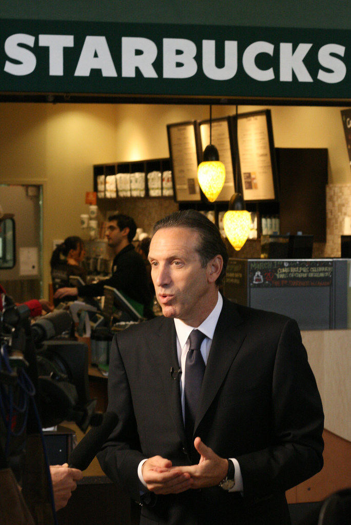 what is a chairman gravity free chair starbucks howard schultz talks to the media | flickr