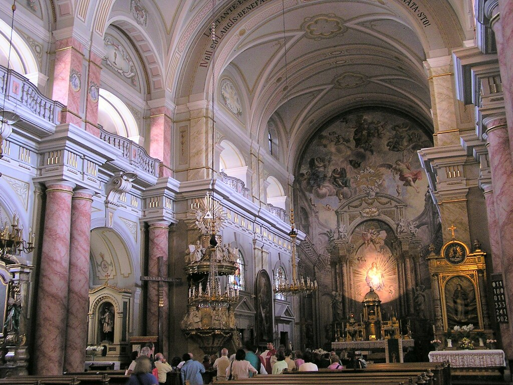 Catedral evangélica de Santa María Sibiu Rumania 16