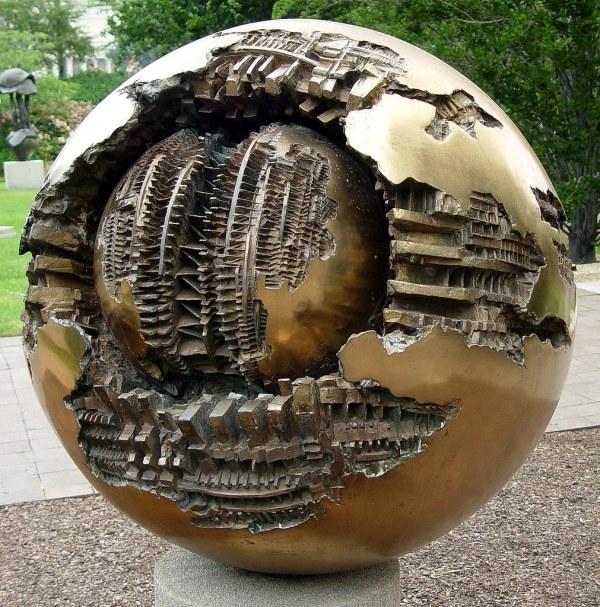 Smithsonian Hirshhorn Museum And Sculpture Garden 11