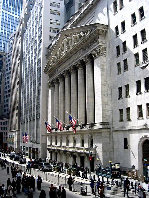 New York Stock Exchange  Die NYSE ist die grte