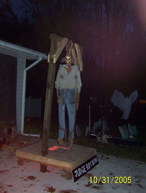 Horse Thief  Hanging Corpse  My second attempt at a
