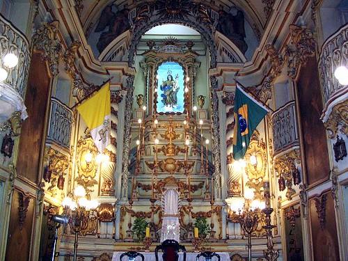 Igreja Nossa Senhora Me dos Homens  Brasil  Rio de Jane