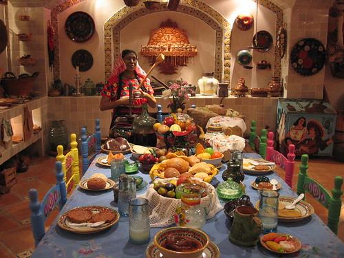 Cocina Mexicana Virreinal