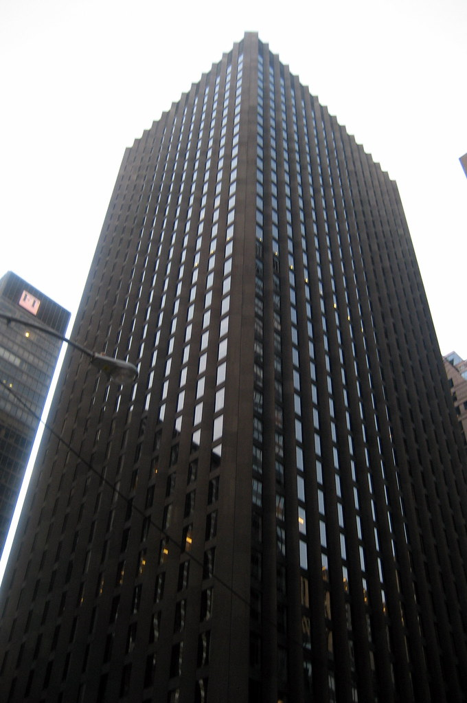 NYC  Midtown CBS Building  The CBS Building also known