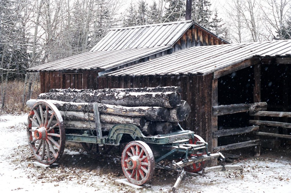 Heritage Park Old Sawmill 12 Days Of Christmas At