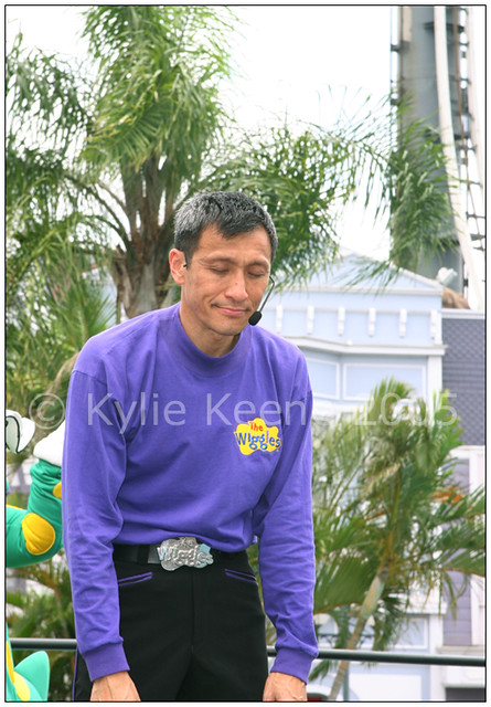 The Wiggles Jeff Wiggle One Of 4 Wiggles This Guy