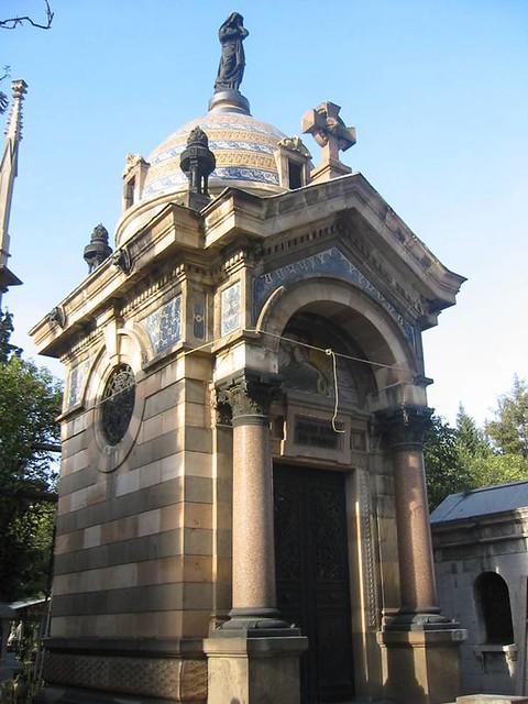 El Panteón Francés De La Piedad French Cemetery Cuauhtém