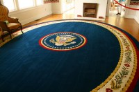 Oval Office Rug | Flickr - Photo Sharing!