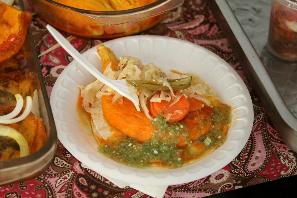 Comida Tipica de Guatemala  I ordered the strange