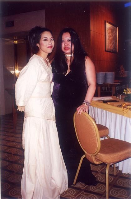 with Gina Garcia