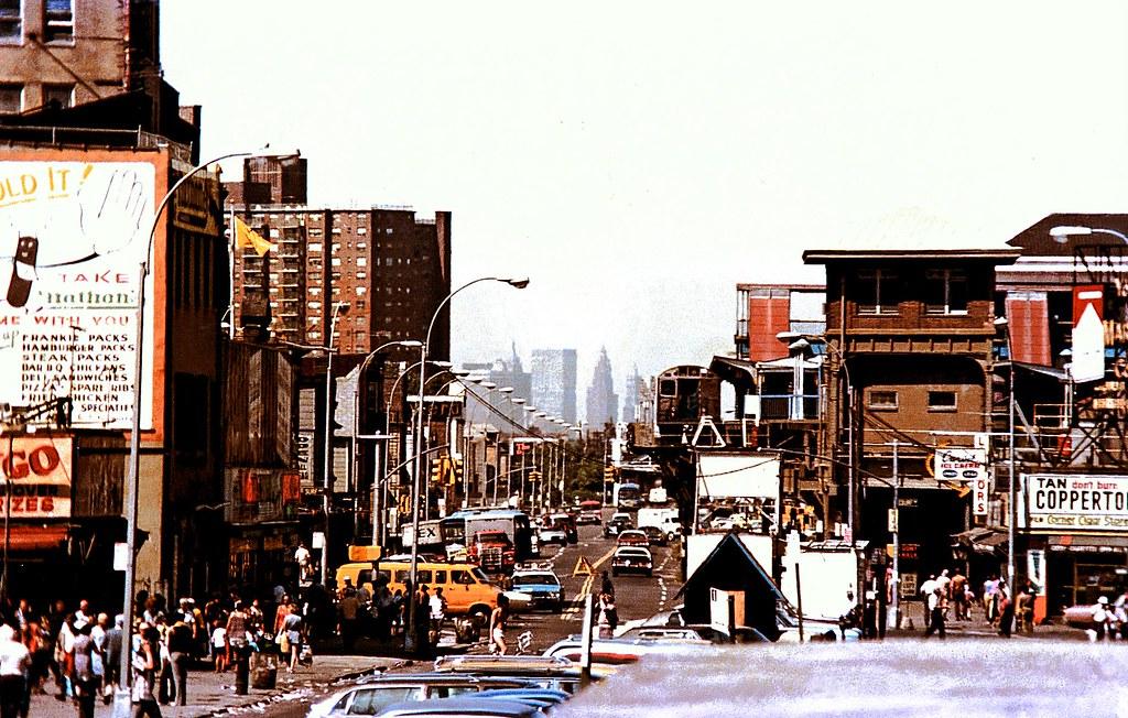 Coney Island The Last Stop 1976  1977 Minolta SRT102 40
