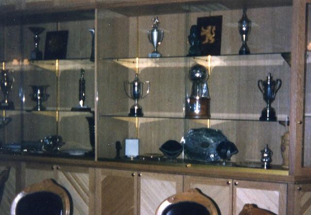 Aston Villas trophy cabinet  Ben Sutherland  Flickr