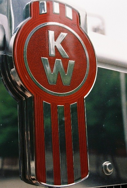 Kenworth Logo Photo Of The Kenworth Logo Off Our New