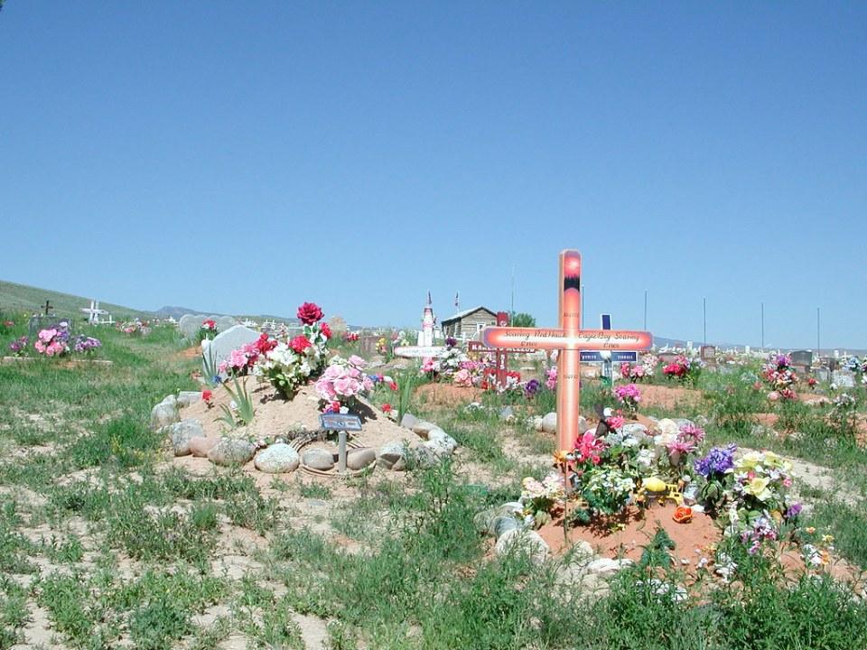 Sacagewa Cemetery