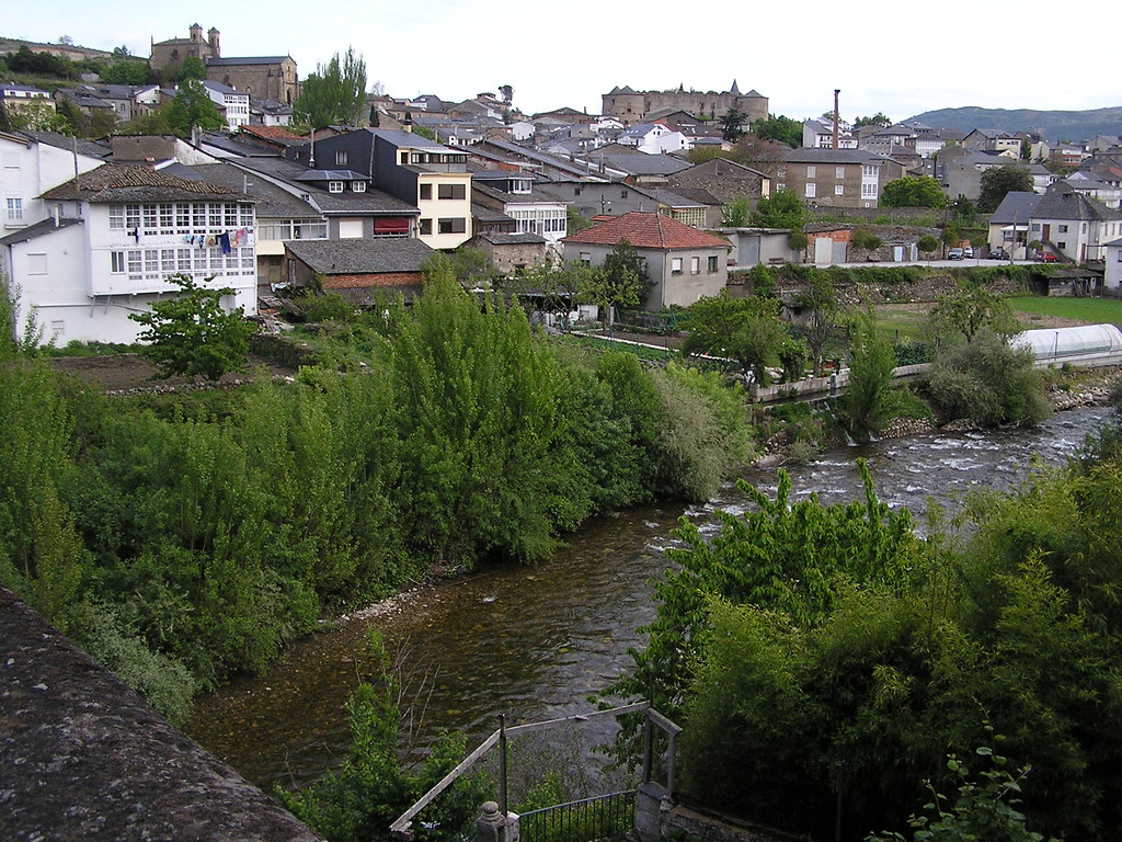 vista de Villafranca del Bierzo Leon 05