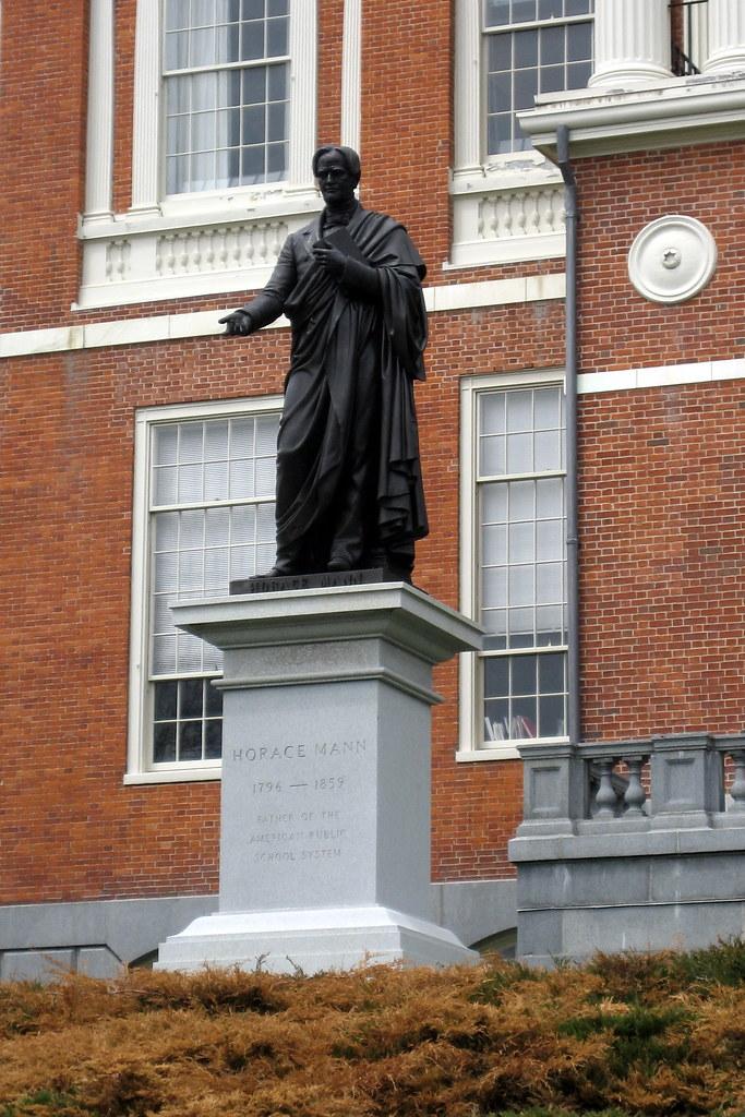 Boston  Freedom Trail Massachusetts State House  Horace  Flickr