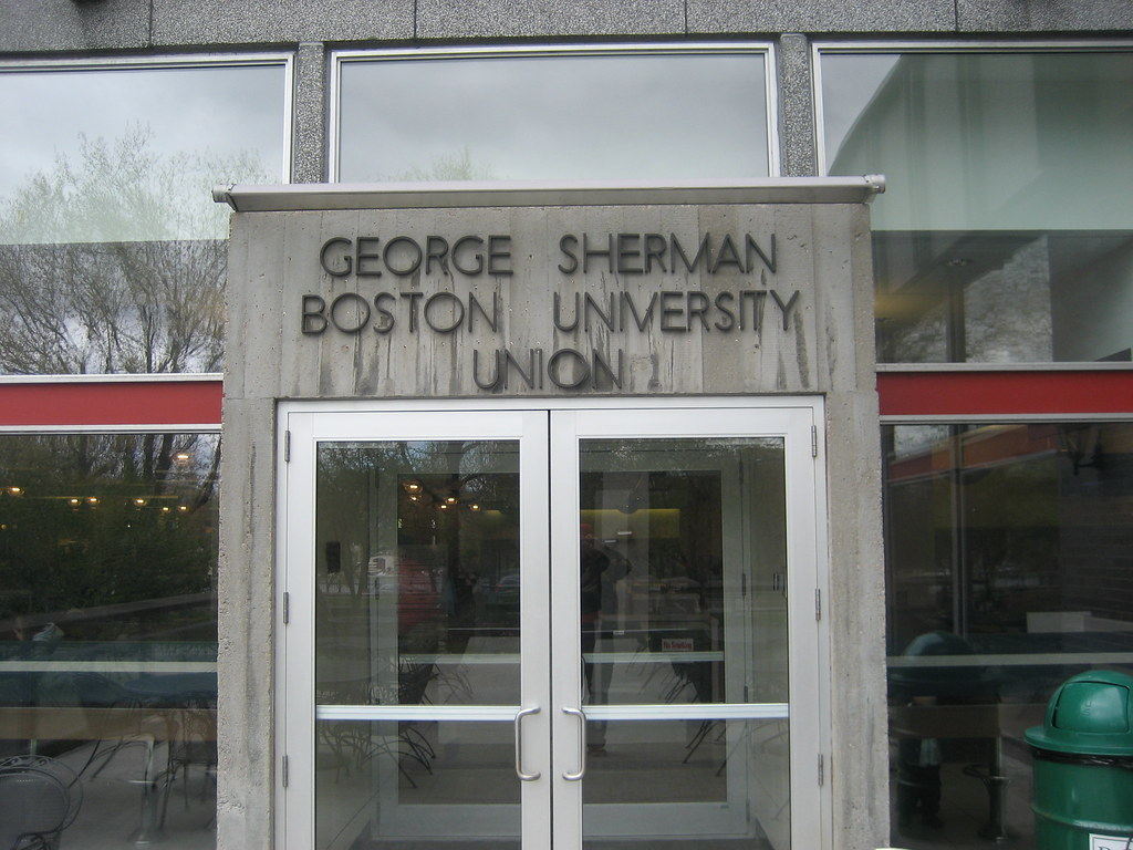 Boston  Boston University  George Sherman Union  The Geor  Flickr