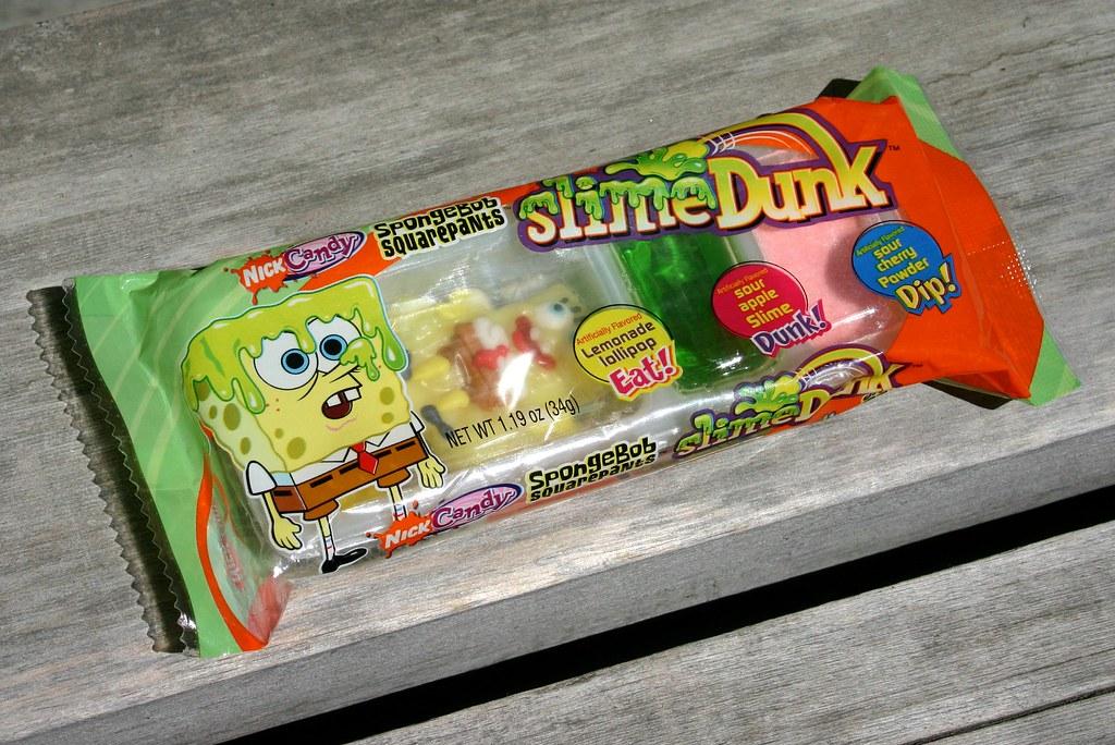Spongebob Slime Dunk Dotpolka Flickr